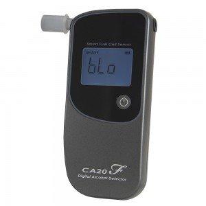CA20F Professional Fuel Cell Breathalyzer