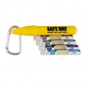 Keychain holder with optional imprinting. Call us to find out more 866-216-8700