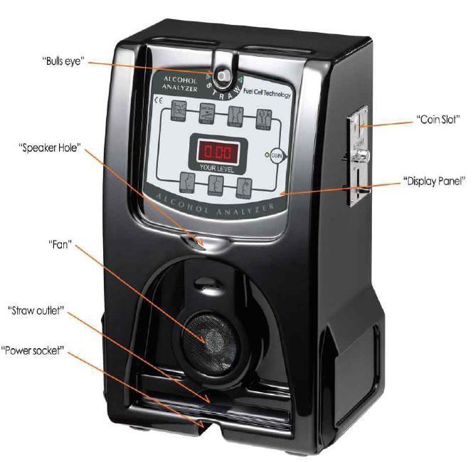 breathalyzer vending machine reviews