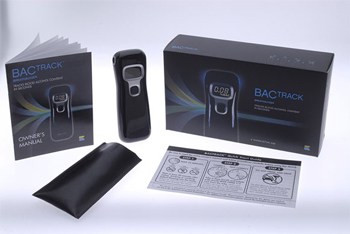 BacTrack B70 Contents