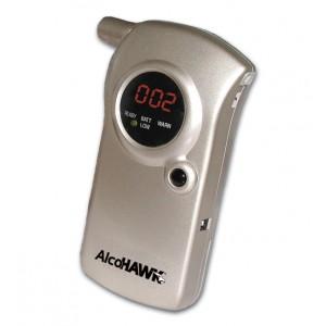 AlcoHawk ABI Breathalyzer