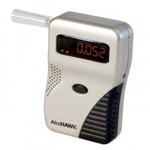 AlcoHawk Precision Breathalyzer