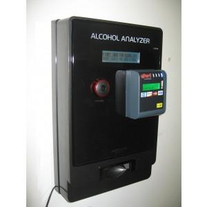 AlcoScan AL4000 Wireless Credit Card Breathalyzer