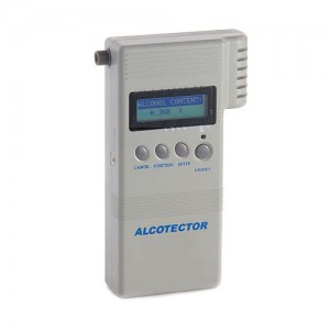 AlcoTector Fuel Cell Breathalyzer