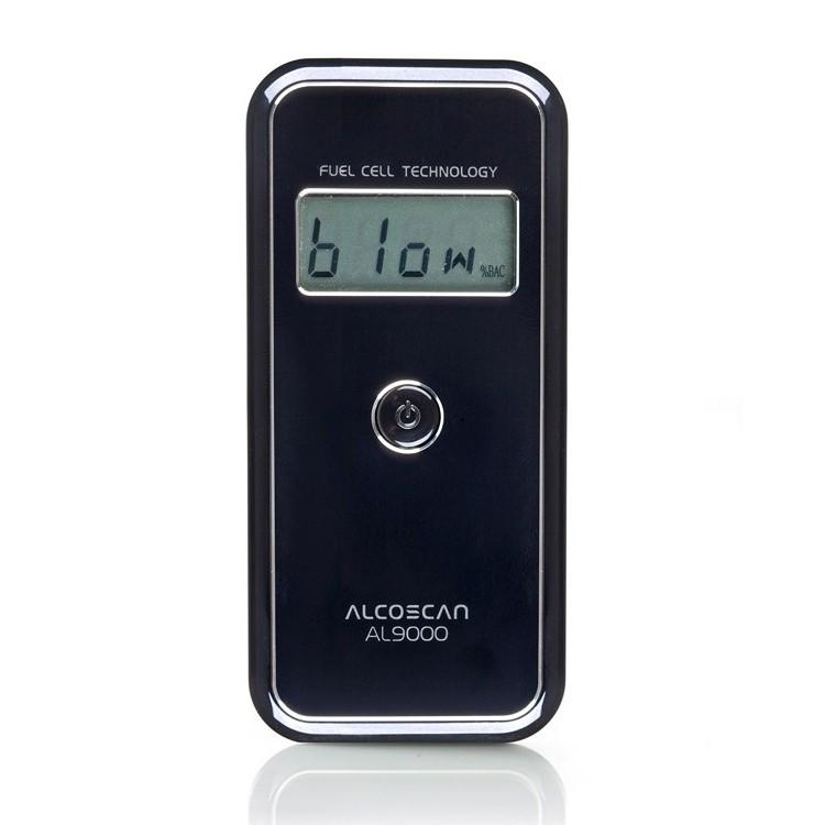 Portable Breathalyzer Test >> AlcoMate AccuCell AL9000 Fuel Cell Breathalyzer